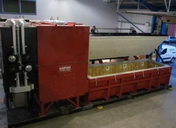Addfield TBAB incinerator