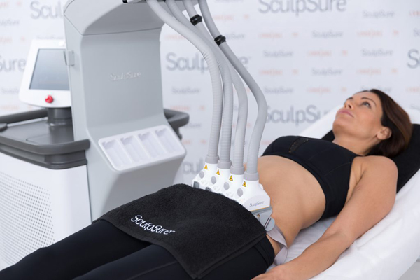 CoolSculpting and SculpSure