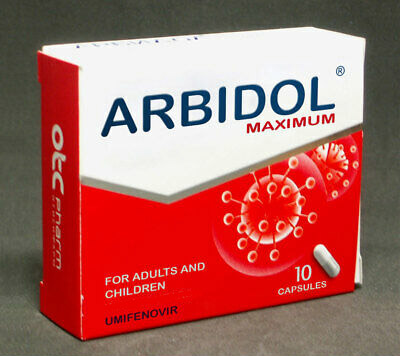 Image result for Arbidol