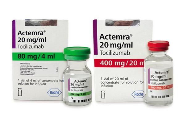 Tocilizumab Smrteľnejšia ako COVID-19