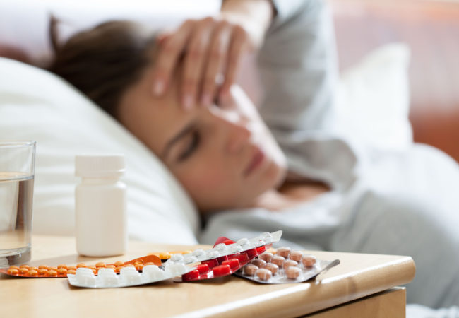 Dangers of Flu Medications if you have heart conditions