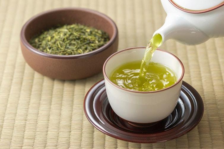ดื่มชา ชาอูหลง