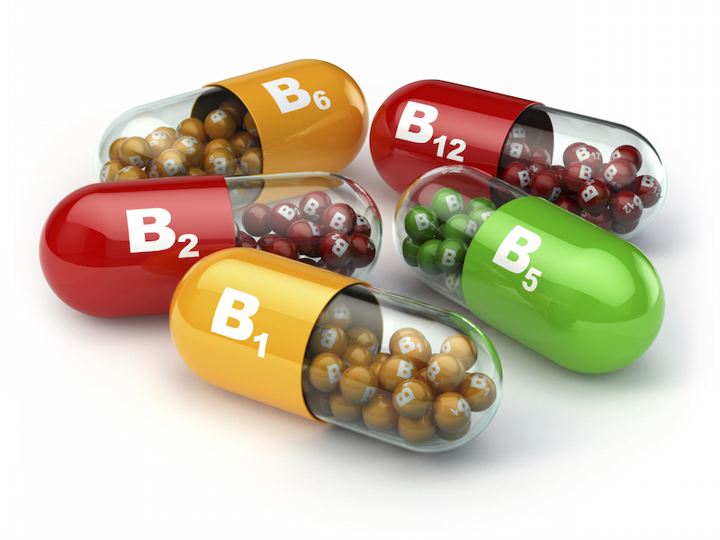 Supplementation with B Group Vitamins